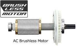 AC Brushless Motor
