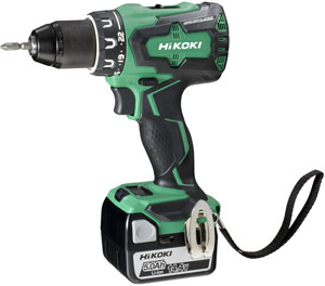 14.4V Cordless Driver Drill with Brushless Motor DS14DBSL