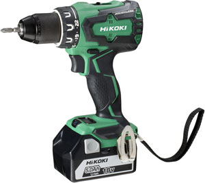 18V Cordless Driver Drill with Brushless Motor DS18DBSL