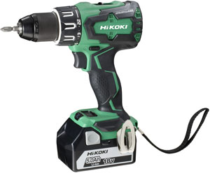 18V Cordless Impact Driver Drill with Brushless Motor DV18DBSL