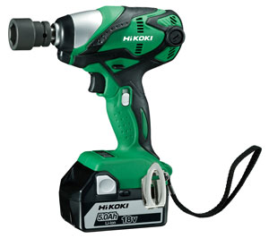 18V Cordless Impact Wrench WR18DSDL