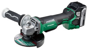 18V Cordless Disc Grinders with Brake System G18DBBAL