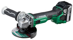 18V Cordless Disc Grinder with Brake System G18DBBL / G18DBBVL
