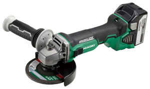 18V Cordless Disc Grinder with Brushless Motor G18DBVL with Variable Speed Control