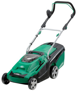 36V Cordless Lawnmower with Brushless Motor ML36DAL