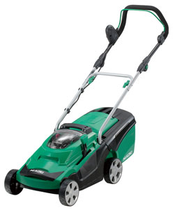 36V Cordless Lawnmower with Brushless Motor ML36DL