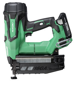 18V Cordless Finish Nailer NT1865DBSL