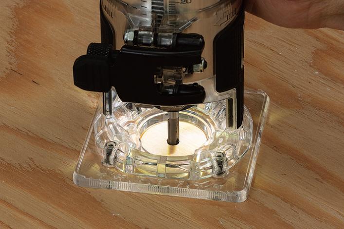 雙 LED 燈提供出色的可視性