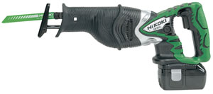18V Cordless Reciprocating Saw CR18DL