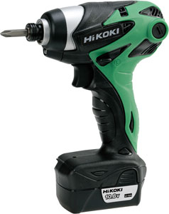 10.8V Cordless Impact Driver WH10DL