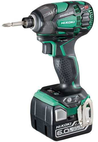 14.4V Cordless Impact Driver with Brushless Motor WH14DBDL2